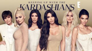Key art for E!'s 'Keeping Up with the Kardashians'