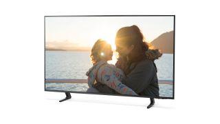 Budget 4K TV: Samsung UE50AU9000