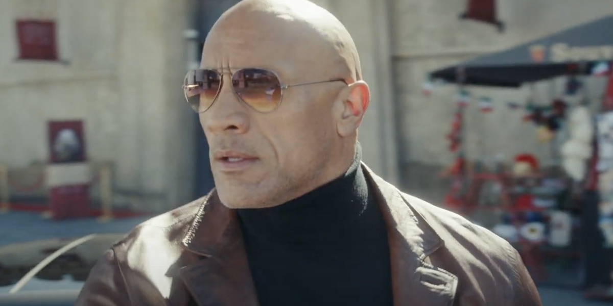 The Rock, Gal Gadot And Ryan Reynolds Tease First Red Notice Footage In Netflix 2021 Trailer