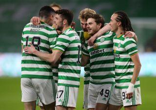Celtic v Falkirk – Scottish Cup – Third Round – Celtic Park