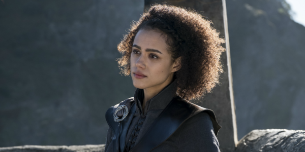 Game of Thrones Missandei Nathalie Emmanuel HBO
