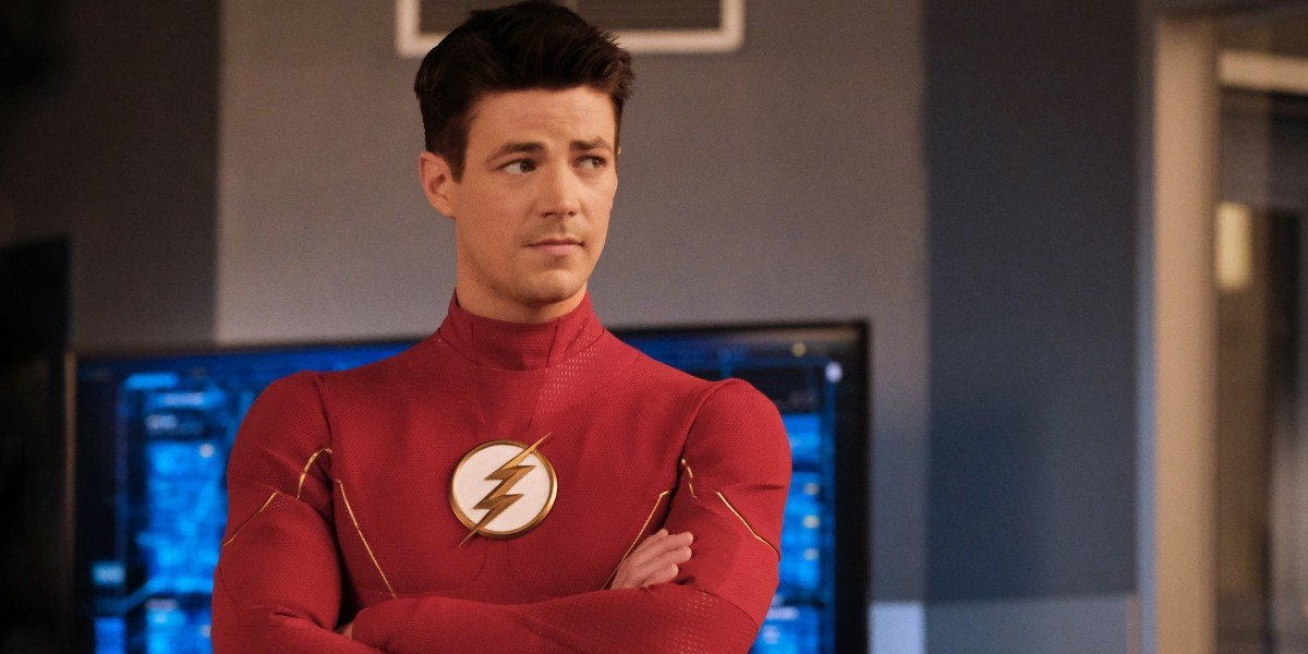 Barry Allen in The Flash The CW