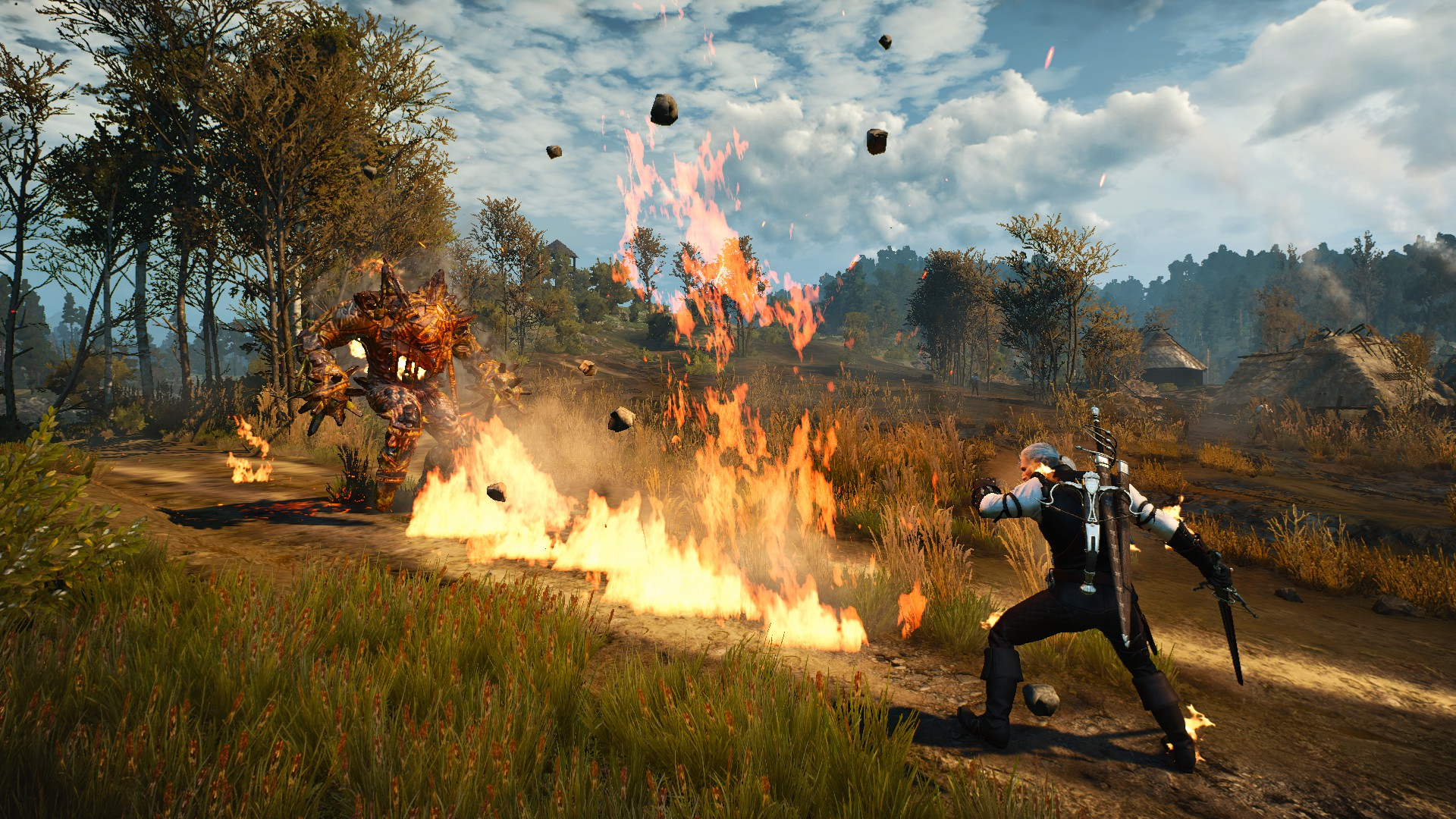 Best Witcher 3 Mods - Ghost Mode