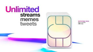 unlimited data SIM only deal from Three
