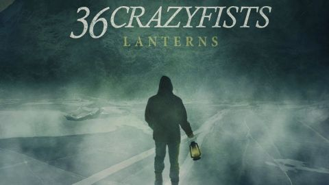 Cover art for 36 Crazyfists - Lanterns album
