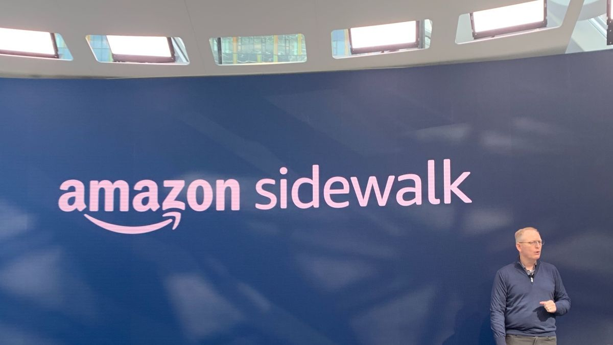 What is Amazon Sidewalk and how will it impact IoT?