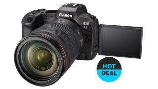 Canon EOS R5 deal