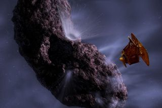 To Strike a Comet: Astronomers Eager for Deep Impact's Cosmic Collision