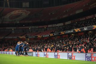 Arsenal v Rapid Vienna – UEFA Europa League – Group B – Emirates Stadium