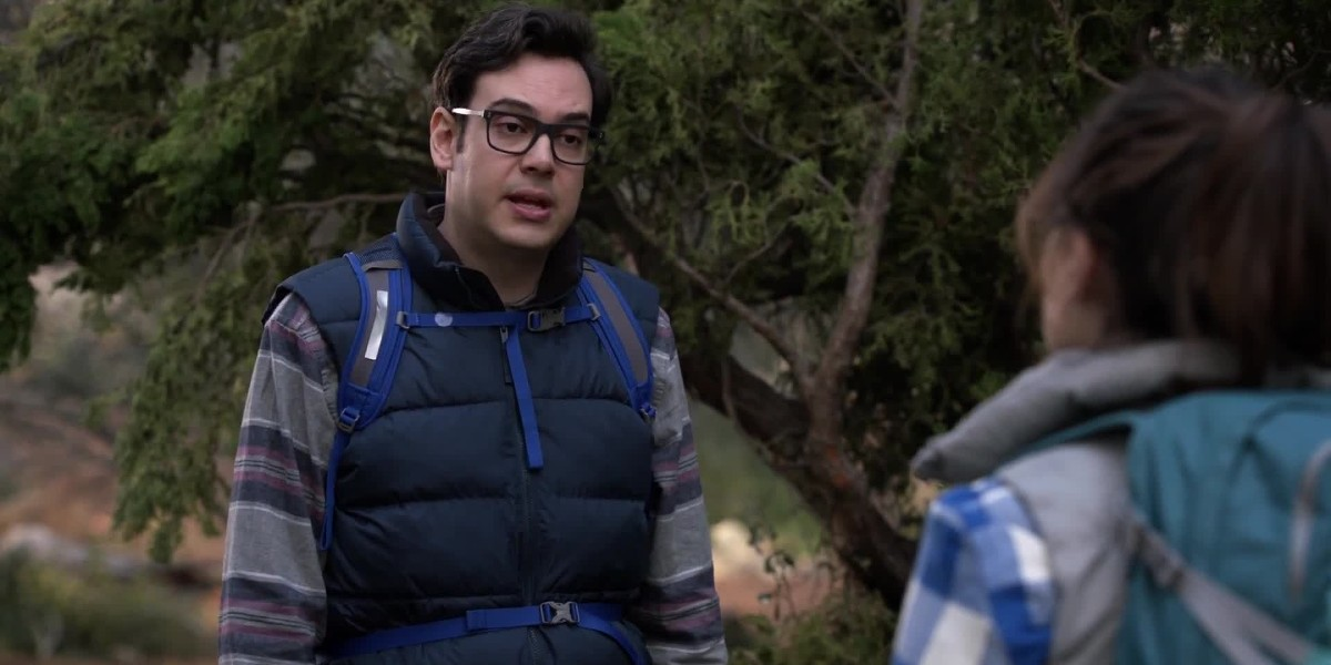 Nelson Franklin as Robby in New Girl