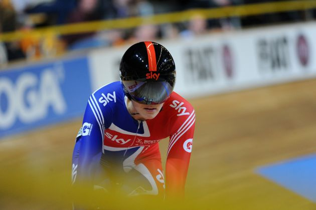 Victoria Pendleton womens sprint 2011 world track championships Apeldoorn[2].jpg