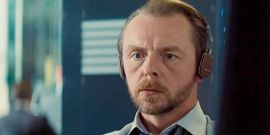 Star Wars Alum Simon Pegg Wants To Return For The Mandalorian, And He Has A Classic Role In Mind