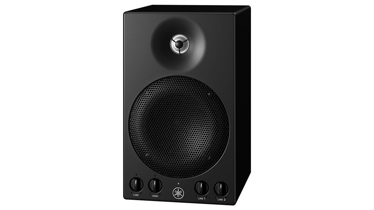 Yamaha's MSP3A is a compact new monitor speaker that could sit nicely in your home studio