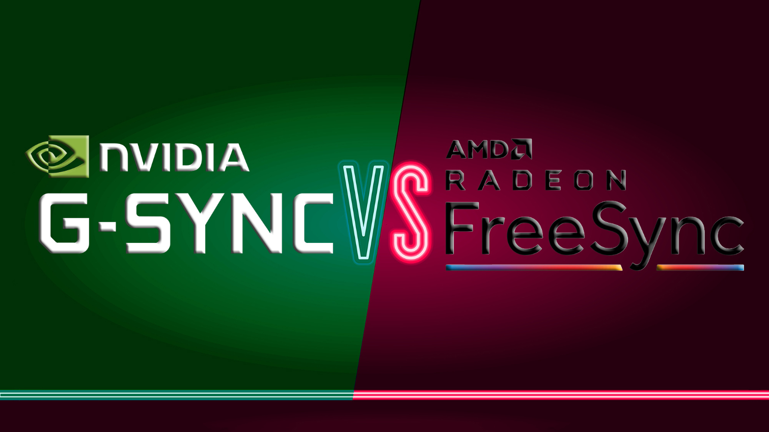 Nvidia G-Sync vs  AMD FreeSync: Which Monitors Perform