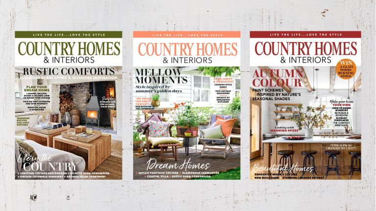 Subscribe to Country Homes & Interiors