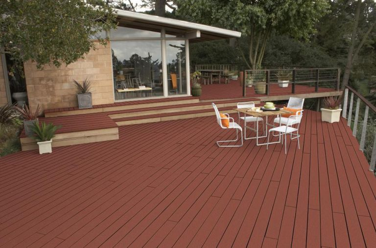 Deck Paints: BEHR Premium Advanced DeckOver