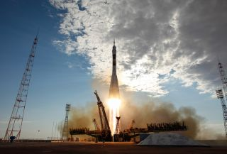 Expedition 32 Launch