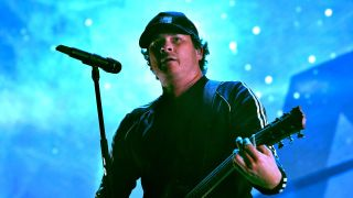 Tom DeLonge of Blink-182