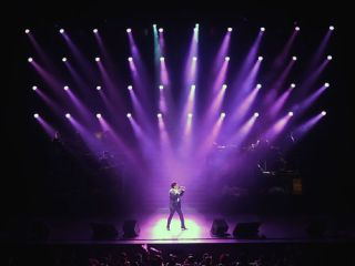 MAC Lighting for Alan Tam Canadian Tour