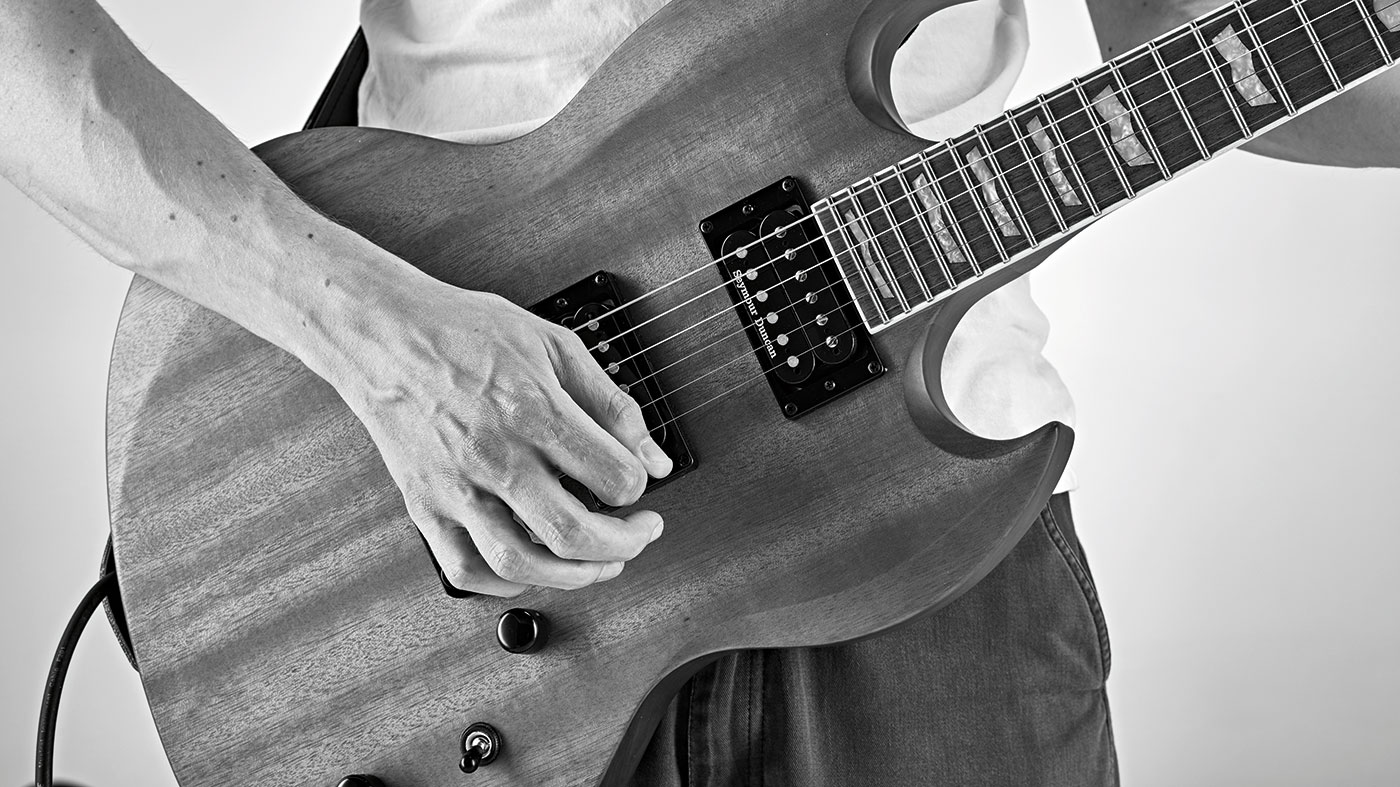 How to improve your palm-muting on guitar