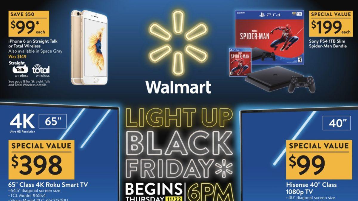walmart s black friday deals are live get a google home mini for 25 techradar. Black Bedroom Furniture Sets. Home Design Ideas