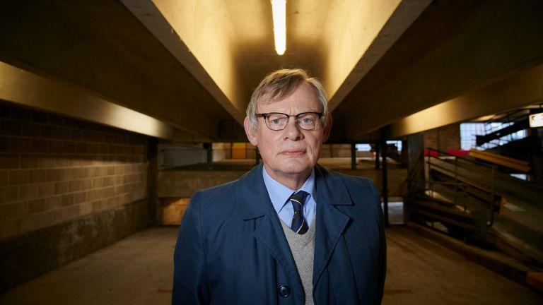 Manhunt The Night Stalker on ITV starring Martin Clunes