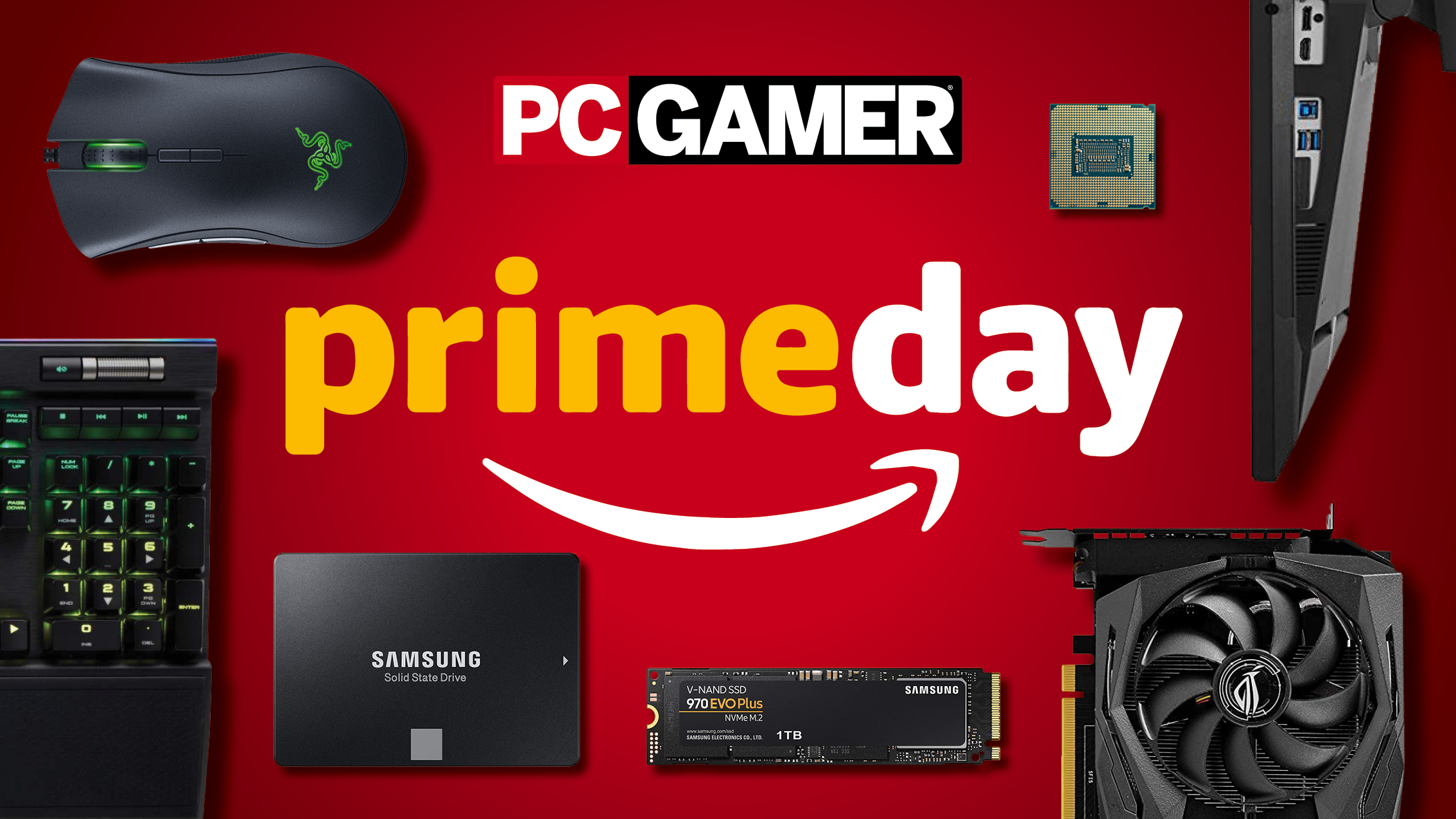 cd04f40882e Amazon Prime Day PC deals: laptops, video games, PC components | PC Gamer