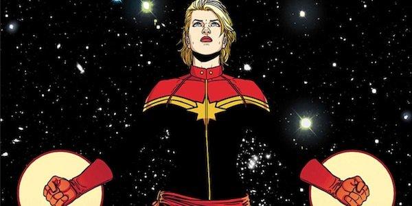 Carol Danvers Captain Marvel comics