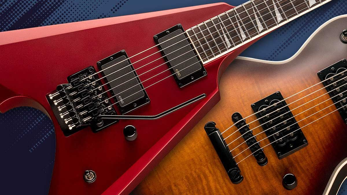 ESP unveils the first of its 2021 electric guitars, and there are some stunning updates to its most popular LTD models