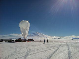 Antartica Balloon