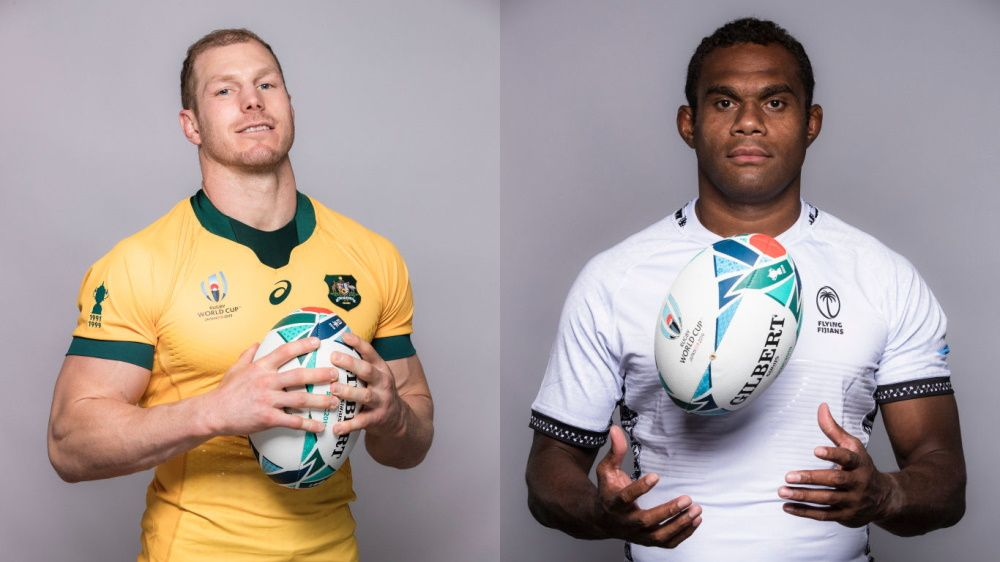 How to watch Australia vs Fiji: live stream today's Rugby World Cup 2019 match from anywhere