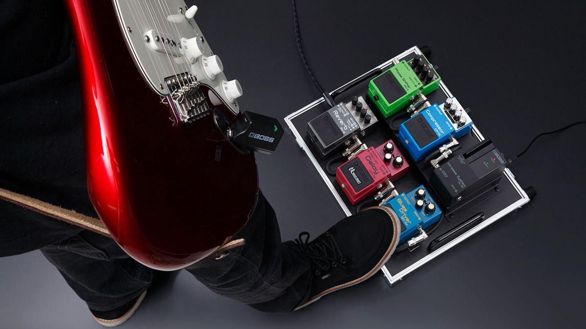 The 7 best guitar wireless systems 2019