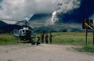 field assessments of Mount Pinatubo