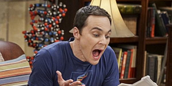 sheldon big bang theory yelling