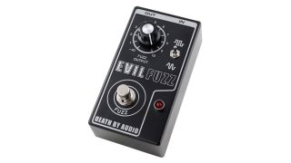 Death By Audio Evil Fuzz pedal
