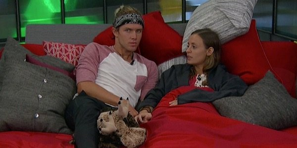 Big Brother 20 Kaitlyn and Tyler