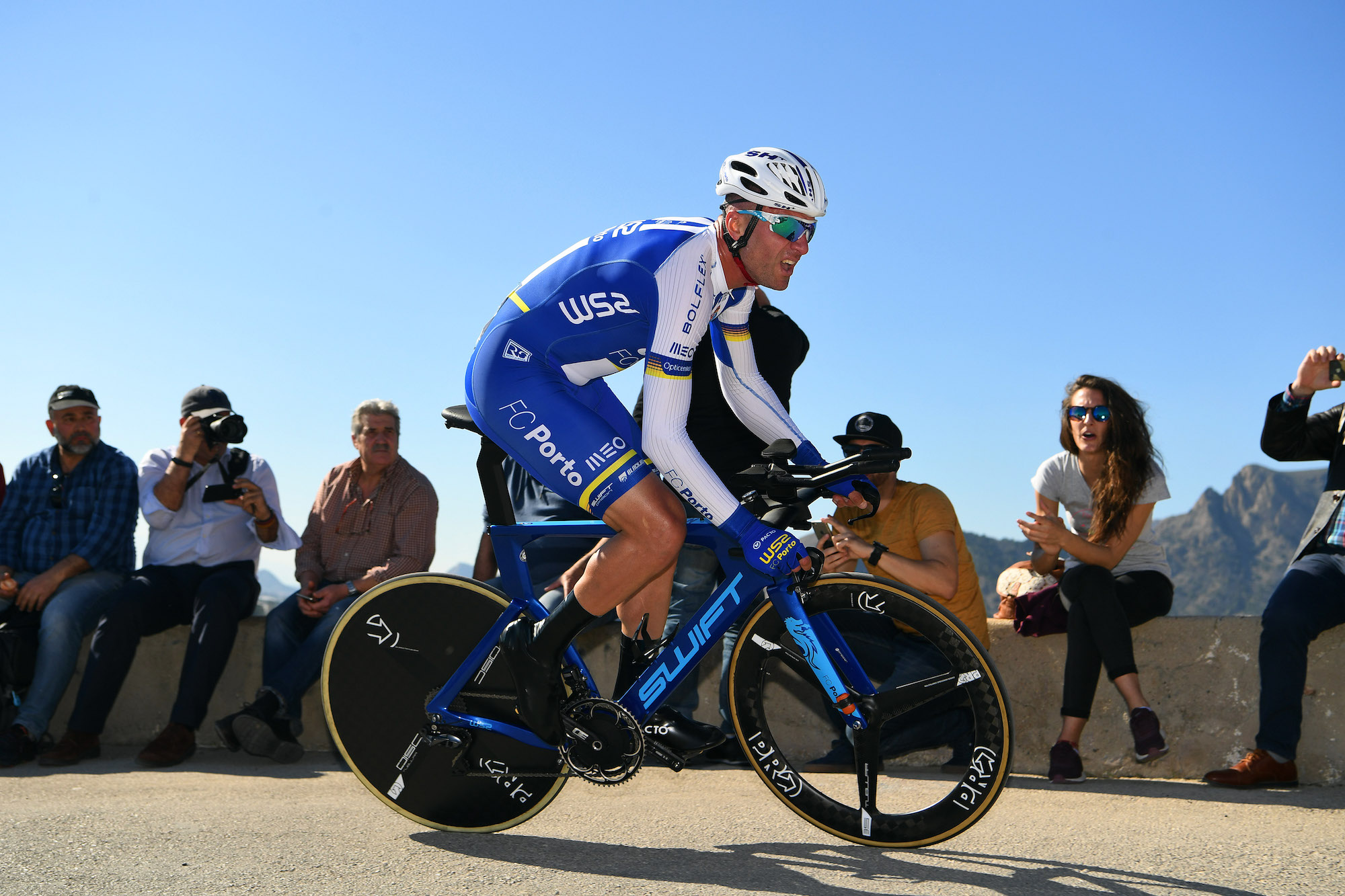 Raúl Alarcón provisionally suspended by UCI over suspected doping violation