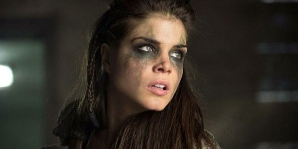 Octavia Blake Marie Avgeropoulos The 100 The CW