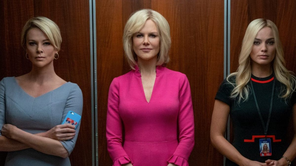 """Bombshell review: """"Charlize Theron is gobsmackingly good in this MeToo movie"""""""