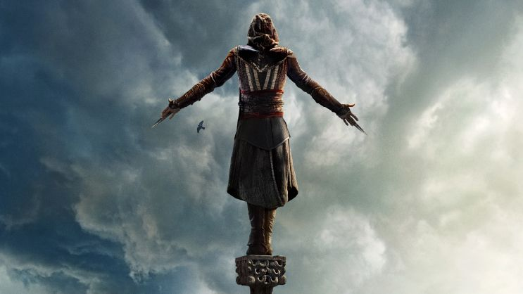 Here S How The Assassin S Creed Movie S Stuntman Survived A Real