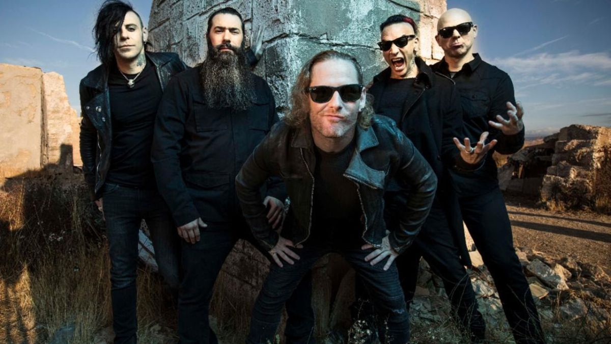 Stone Sour didn't know they were being recorded for live album
