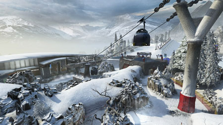 Call Of Duty: Black Ops 2 Revolution DLC Released On Xbox 360 #25389