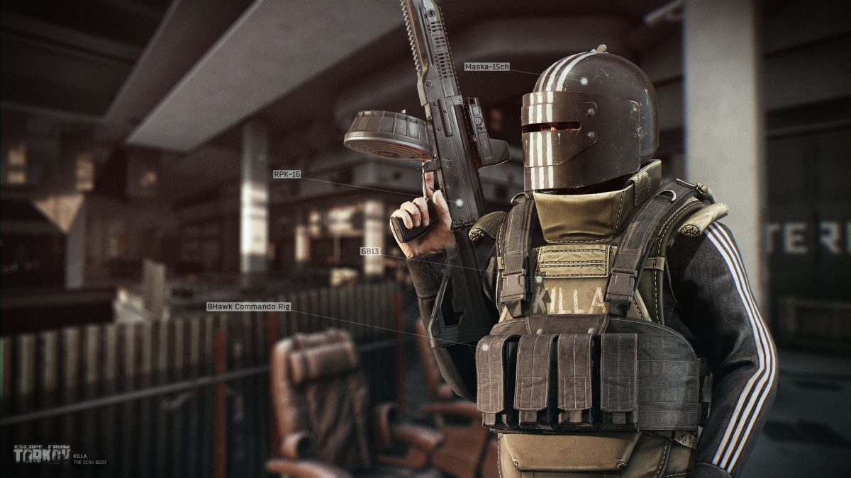 Escape From Tarkov breaks 200k concurrent players and bans 3k cheaters amid reset