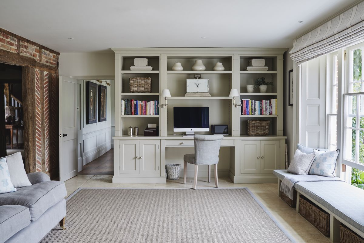 Home office desk ideas – 10 stylish choices for a home workstation