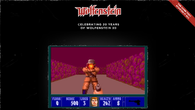 Wolfenstein 3D now online and free to play | T3