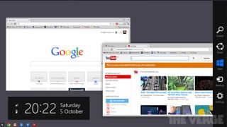 Google reportedly building a version of Chrome OS to sit within Windows 8