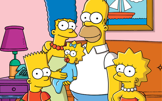 Character design: The Simpsons