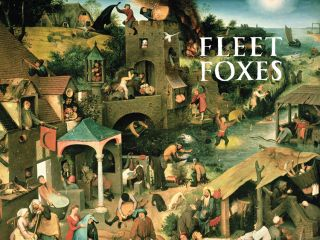 Fleet Foxes win album art prize