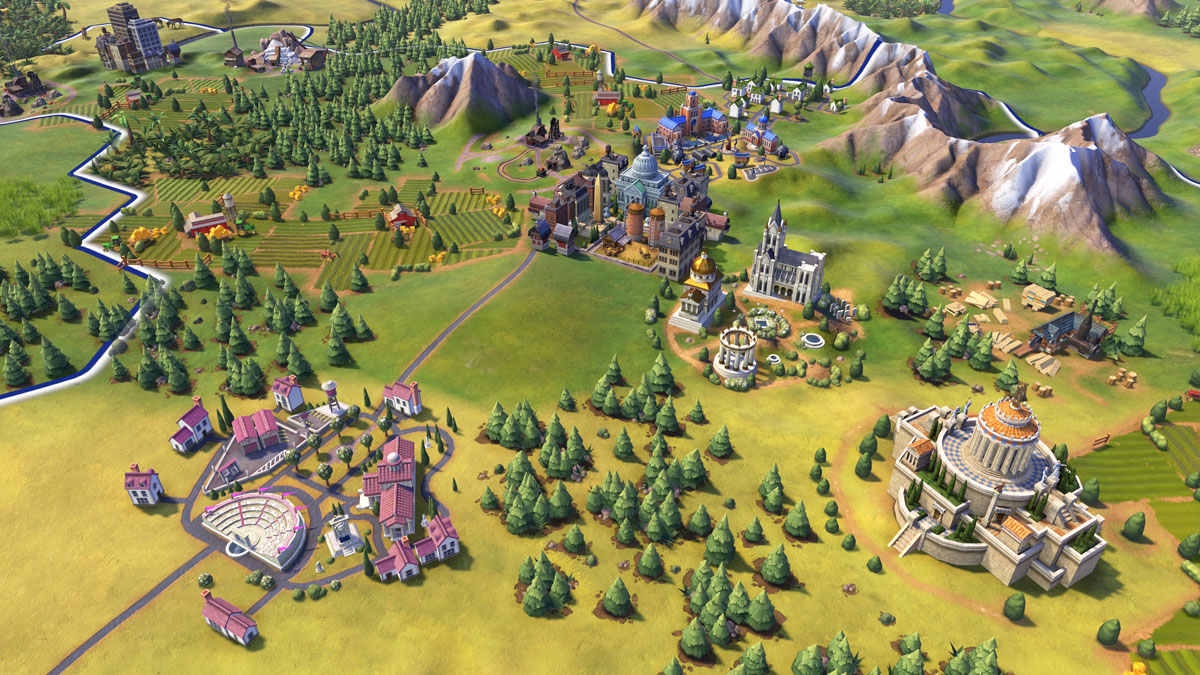 New looks and classic gameplay: 60 turns of Civilization 6