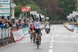 Arlenis Sierra (A.R. Monex Liv Women's Pro Cycling Team) wins Tre Valli Varesine women's race